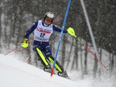 Slalom Chamonix 31 gennaio, sci alpino: startlist, orario, tv, programma