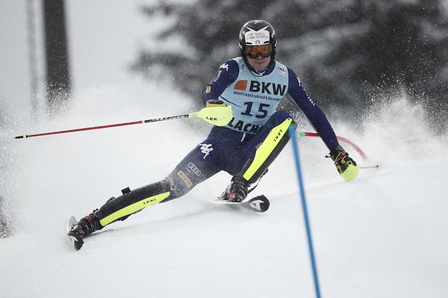 LIVE Sci alpino, Slalom 2 Flachau in DIRETTA: alle 10.30 il via, Vinatzer e l'Italia devono reagire