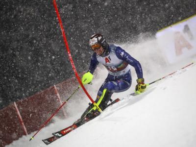 Sci alpino: i convocati dell'Italia per il doppio slalom di Chamonix. Alex Vinatzer vuol tornare al top