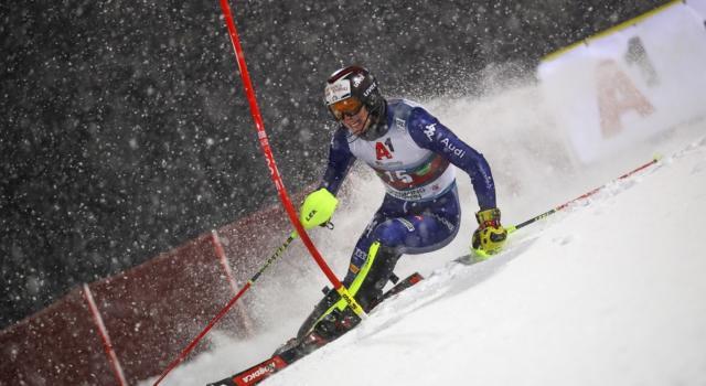 """Sci Alpino, Alex Vinatzer: """"Ho sciato di rabbia, era impossibile per me essere ultimo"""""""