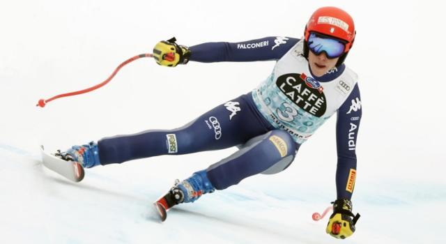 Sci alpino, Federica Brignone sul podio in superG a Crans Montana. Dominio Gut-Behrami, spreca Goggia