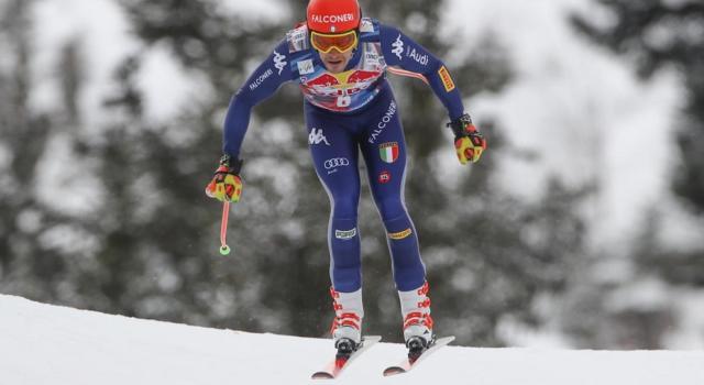 """LIVE Sci alpino, SuperG uomini Mondiali in DIRETTA: gara pazza, 5° Paris. """"Peccato, ci ho creduto"""""""