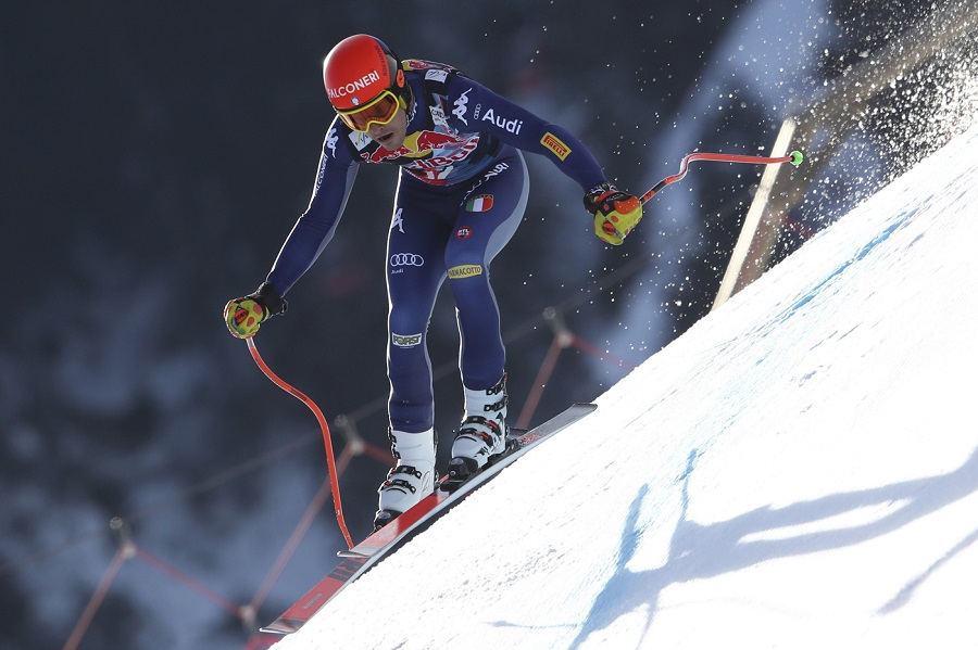 Sci alpino, Christof Innerhofer 4° per 4 centesimi nel superG di Kitzbuehel. Festeggia Kriechmayr