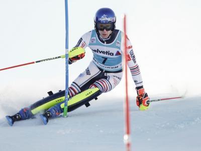 """Sci alpino, il """"solito"""" Clement Noel al comando a metà gara a Flachau. Alex Vinatzer: è crisi"""