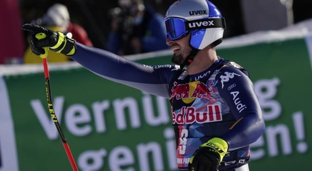 Sci alpino, Dominik Paris torna sul podio: è 3° sulla Streif di Kitzbuehel! Feuz sfata il tabù