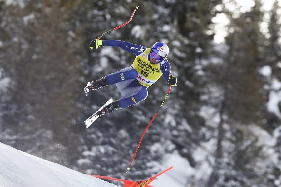 LIVE Sci alpino, Ultima prova Kitzbuehel in DIRETTA: ottima Italia. Marsaglia 2° e Paris 4°. Comanda Kriechmayr