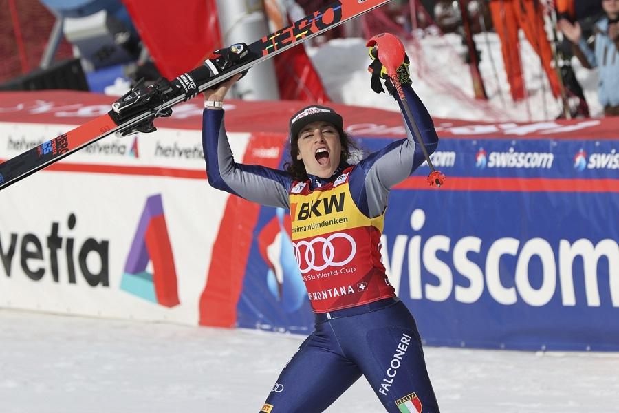 Sci alpino, i precedenti dell'Italia a Crans Montana. Tutte le vittorie