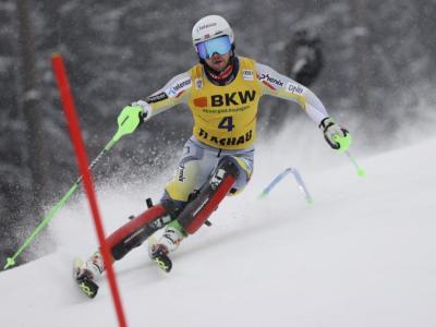 Sci alpino, Foss-Solevaag davanti a metà gara a Flachau, fuori Noel. Vinatzer lento