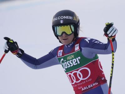 LIVE Sci alpino, SuperG St. Anton in DIRETTA: Marta Bassino seconda! Goggia esce. Video e pagelle