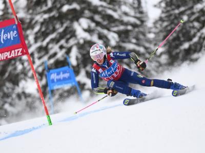 """LIVE Sci alpino, SuperG Garmisch in DIRETTA: Gut-Behrami chiama, Vlhova risponde. Brignone: """"Non riesco a mettere insieme i pezzi"""""""
