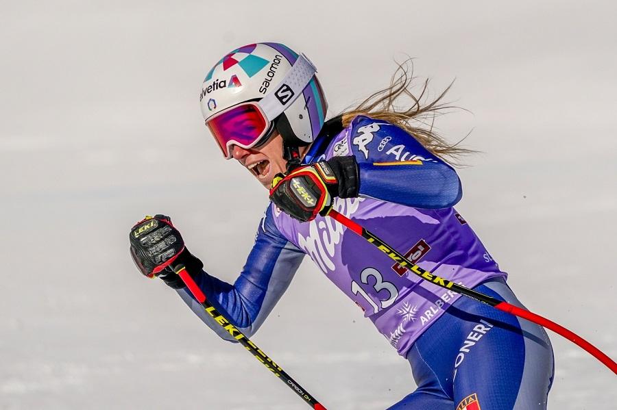 """Mondiali Cortina 2021, Tomba: """"Siamo pronti: la vittoria è aperta a tutti"""""""