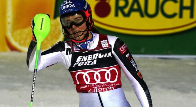 Sci alpino: sfida a quattro nello slalom di Flachau. Vlhova cerca il tris, Shiffrin vuole tornare a vincere