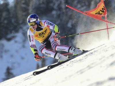 LIVE Sci alpino, Gigante Adelboden in DIRETTA: Pinturault vince e si invola verso la Coppa del Mondo. De Aliprandini sesto