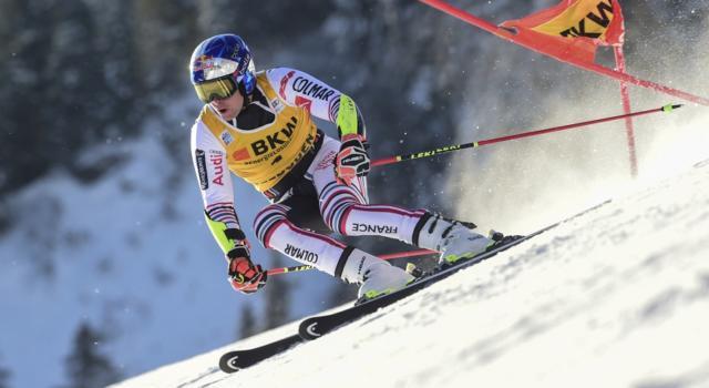 Sci alpino, cancellati anche gli slalom di Kitzbuehl. Nuovo focolaio, recuperi a Flachau