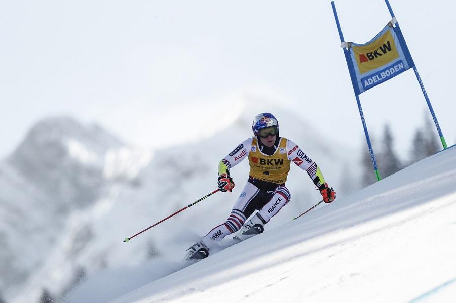 Classifica Coppa del Mondo sci alpino 2021: Pinturault in testa, +218 su Kilde. Mayer guida in discesa