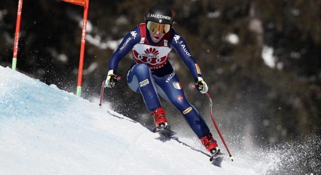 LIVE Sci alpino, SuperG Crans Montana in DIRETTA: Federica Brignone terza! Marsaglia sfiora il podio
