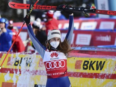 Sci alpino, le pagelle di oggi: Goggia cala il tris per la Coppa, Paris torna sul podio