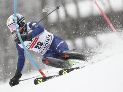 Sci alpino, Kristoffersen rinasce e guida lo slalom di Chamonix. Ottimo Gross, 9°! In ripresa Vinatzer