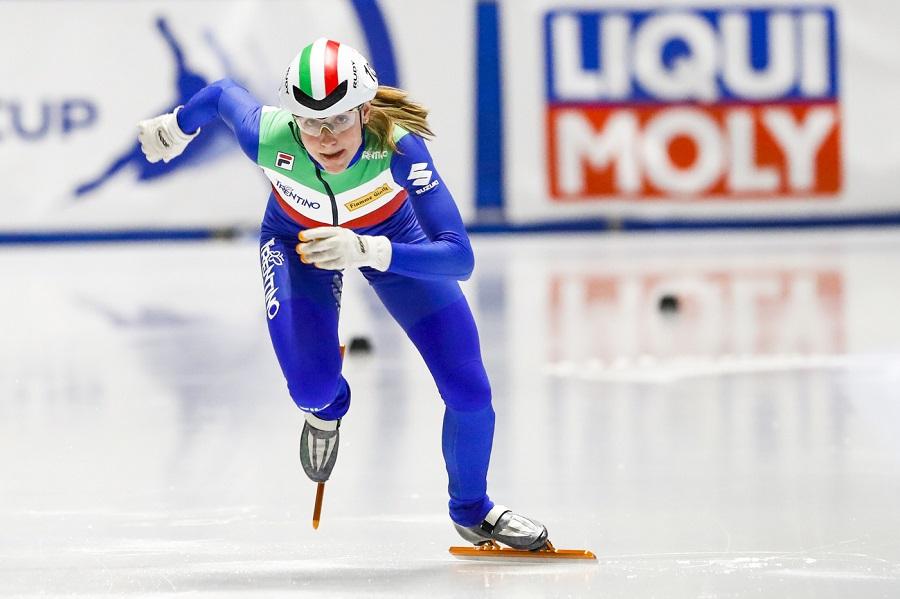 Short track, Mondiali Dordrecht 2021: arrivano quattro bronzi azzurri in Olanda