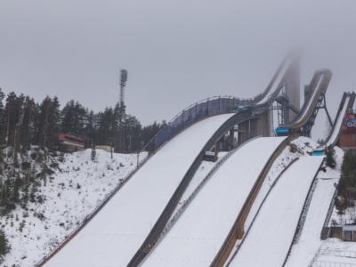 Salto con gli sci: cancellata la qualificazione a Lahti a causa delle cattive condizioni meteo