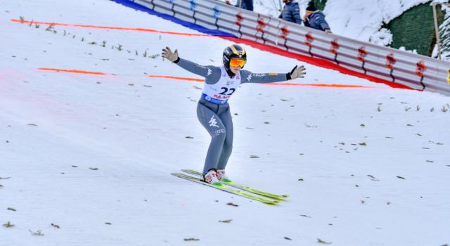 Salto con gli sci femminile: a Ljubno c'è Silje Opseth davanti a slovene e Lundby. Lara e Jessica Malsiner qualificate