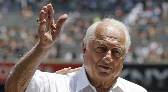 Baseball: il mondo piange Tommy Lasorda, leggenda dei Los Angeles Dodgers legata all'Italia