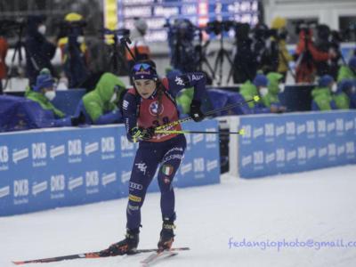 Biathlon oggi: orario, programma, tv, streaming, startlist mass start femminile e staffetta maschile Anterselva
