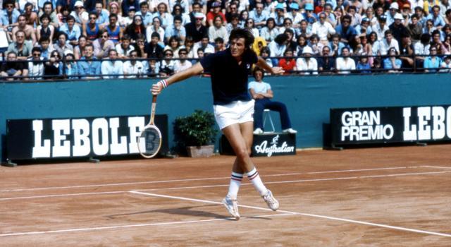 Tennis: le sei finali tutte italiane maschili prima di Sinner-Travaglia. Da Adriano Panatta a Massimiliano Narducci