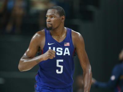 LIVE Francia-Usa 83-76, Olimpiadi basket in DIRETTA: i transalpini superano a sorpresa il Dream Team all'esordio con 28 punti di un super Fournier