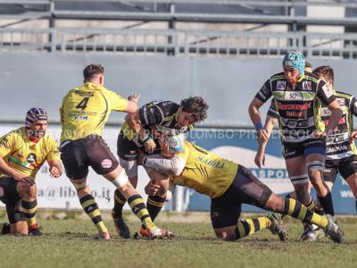 Rugby, TOP10 2021: il Calvisano batte il Valorugby e spedisce gli emiliani in semifinale con il Petrarca Padova