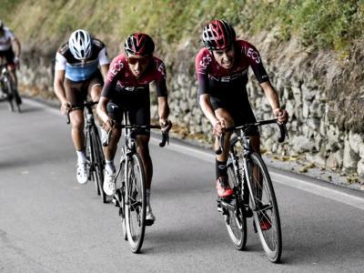 Ciclismo: la Ineos Grenadiers perde i pezzi, via anche Ivan Sosa, Leonardo Basso e Sergio Henao