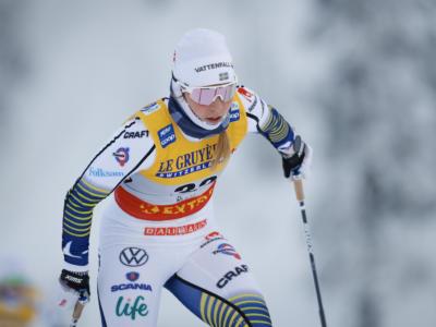 Sci di fondo, Johanna Hagstroem vince le qualificazioni della sprint tc femminile dei Mondiali. Avanti tutte le azzurre