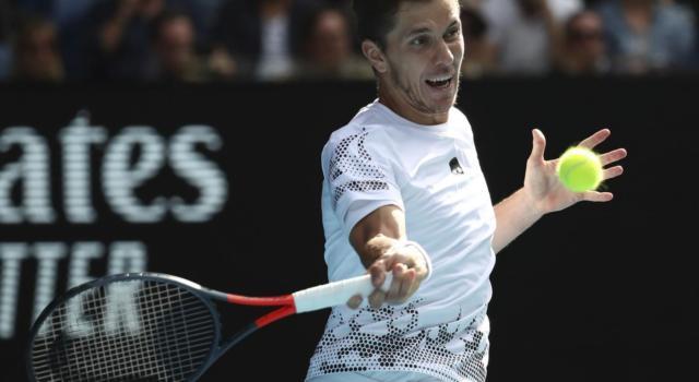ATP Montpellier 2021, i risultati del 23 febbraio. Gerasimov elimina Murray al primo turno. Bene Novak e Vesely