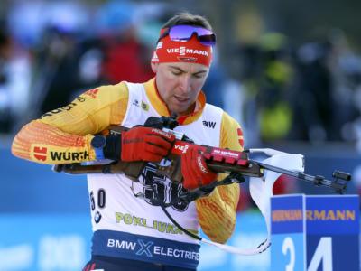 Biathlon, Philipp Nawrath si prende in rimonta l'inseguimento di IBU Cup a Brezno Osrblie. Ottima rimonta di Cappellari