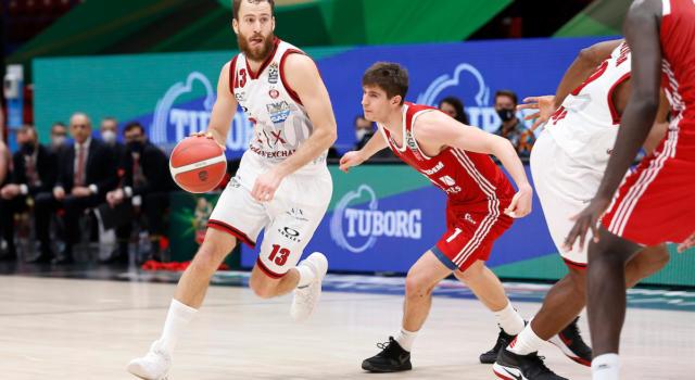 Olimpia Milano-Reyer Venezia oggi, semifinale Coppa Italia basket: orario, tv, programma, streaming