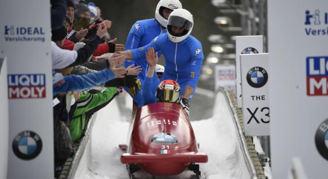 """Bob, Maurizio Oioli: """"Non solo ci qualificheremo alle Olimpiadi, ma l'Italia alzerà l'asticella"""""""
