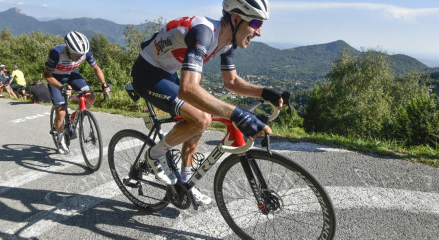 Tour des Alpes Maritimes et du Var 2021: Michael Woods beffa Bauke Mollema che resta leader della classifica