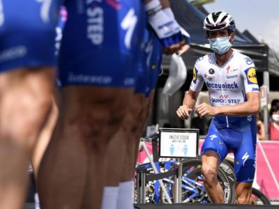 """Ciclismo, Alaphilippe e Lampaert lodano Ballerini: """"E' una macchina, può tenere testa a van der Poel e Van Aert"""""""