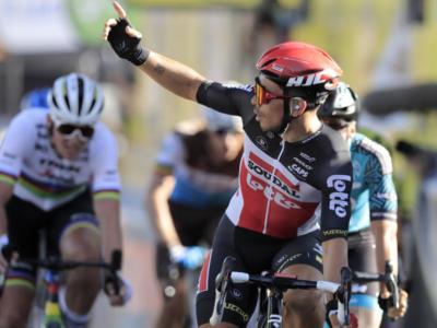 VIDEO Giro d'Italia, highlights settima tappa. Ewan vince in volata, battuto Cimolai. Big tutti insieme