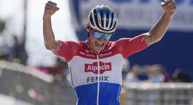 LIVE Kuurne-Bruxelles-Kuurne in DIRETTA: Mads Pedersen si impone allo sprint!