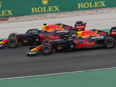 F1, UFFICIALE: la Red Bull userà i motori Honda anche dal 2022 nel Circus