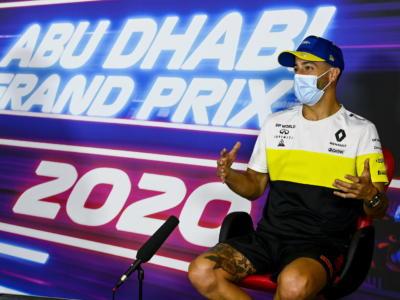 """F1, Daniel Ricciardo: """"Il successo può arrivare da un momento all'altro"""""""