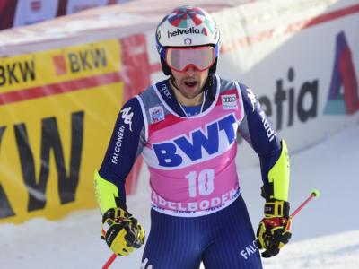 Sci alpino, Mondiali: tabellone parallelo uomini. L'avversario di De Aliprandini