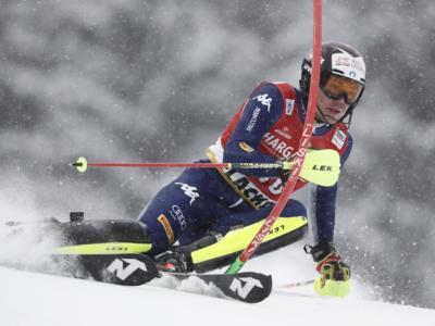 Sci alpino, startlist slalom uomini Lenzerheide: orari, tv, programma, streaming, pettorali italiani