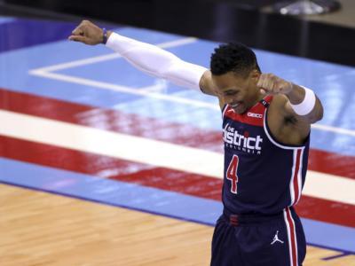 NBA 2021: Westbrook stende Indiana con una tripla doppia, i Clippers battono i Bucks