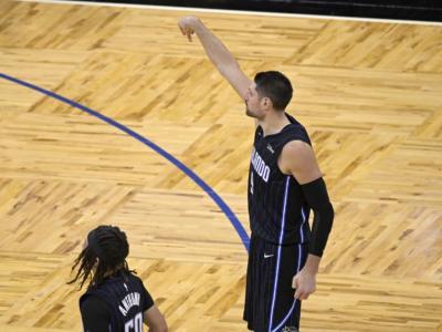 NBA 2020-2021: i Celtics vincono in casa dei Clippers, Vucevic porta Orlando in trionfo con una prova da 43 punti e 19 rimbalzi
