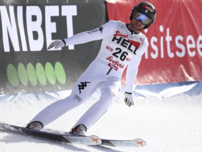 Combinata nordica, gundersen NH/10 km maschile. Alessandro Pittin cerca il salto giusto per sognare una medaglia