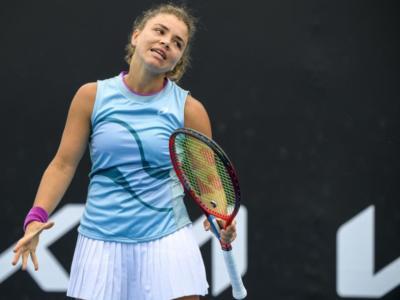 WTA Adelaide 2021: Jasmine Paolini lotta contro Coco Gauff, ma si arrende in tre set