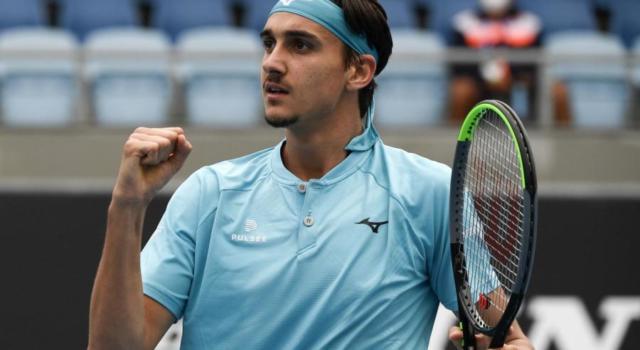 ATP Montpellier 2021, Lorenzo Sonego fatica ma piega Hugo Gaston in tre set