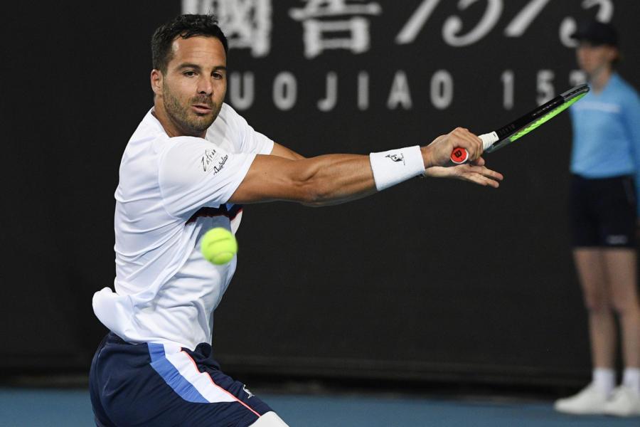 ATP 250 Santiago del Cile 2021, Salvatore Caruso esce al primo turno contro Roberto Carballes Baena